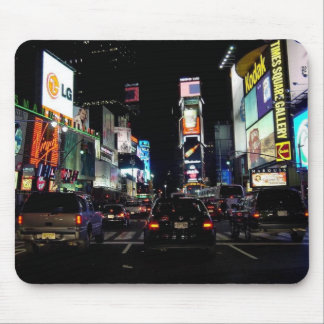 New York Times Square Mouse Pad