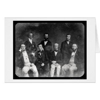 New York Tribune Daguerreotype 1848 Card