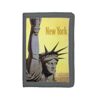 New York USA Vintage Travel wallets