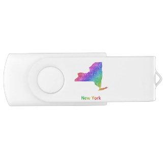 New York USB Flash Drive