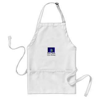 New York Utica Mission Apron
