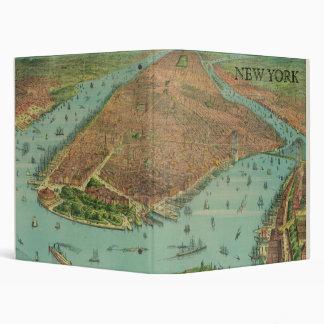 New York Vinyl Binder