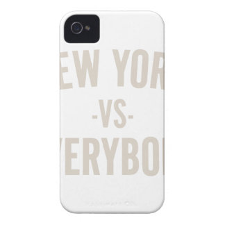 New York Vs Everybody Case-Mate iPhone 4 Case