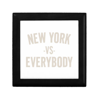 New York Vs Everybody Gift Box