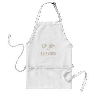 New York Vs Everybody Standard Apron