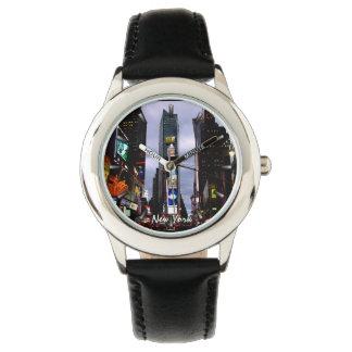 New York Watch NY Times Square Souvenir Wristwatch