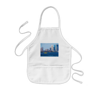 New York Water Taxi Kids Apron