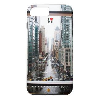 (New York window view) iPhone 8 Plus/7 Plus Case