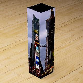 New York Wine Box Times Square New York Souvenir
