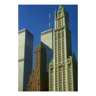 New York Woolworth Building - Photo Art Print