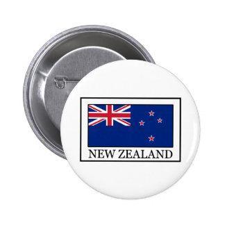 New Zealand 2 Inch Round Button
