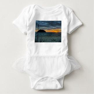 New Zealand Abel Tasman Sunset Baby Bodysuit