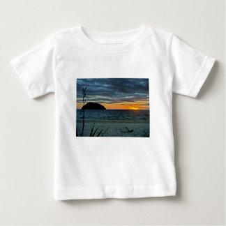 New Zealand Abel Tasman Sunset Baby T-Shirt