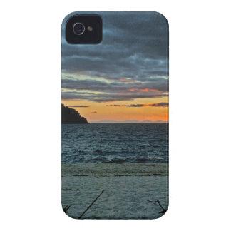 New Zealand Abel Tasman Sunset iPhone 4 Case-Mate Case