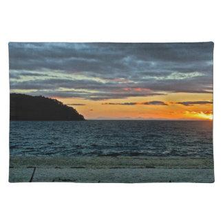 New Zealand Abel Tasman Sunset Placemat