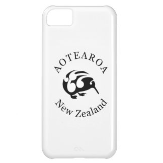 New Zealand Aotearoa KIWI iPhone 5C Cases