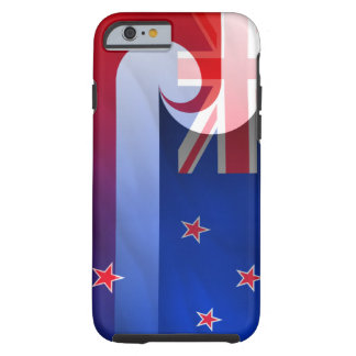 New Zealand - Aotearoa Tough iPhone 6 Case