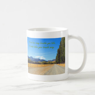 New Zealand Backroads Coffee Mug