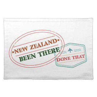 New Zealand Been There Done That Placemat