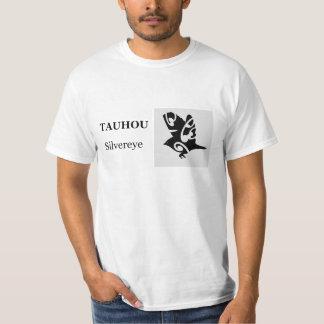 New Zealand Birds Tauhou T-Shirt