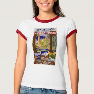 New Zealand ~ Christchurch T-Shirt