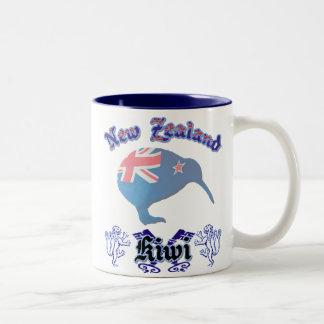 New Zealand Classic Kiwi Coffee Mug