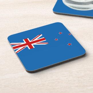New Zealand flag Coaster