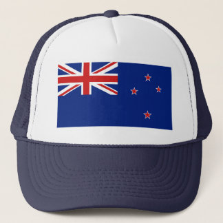 New Zealand Flag Hat