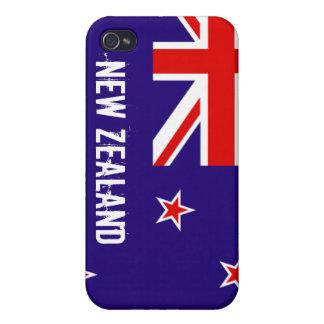 New Zealand flag iphone 4 case