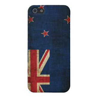 New Zealand Flag iPhone 5/5S Cases