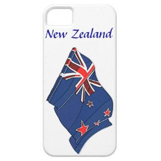 New Zealand Flag iPhone 5 Case