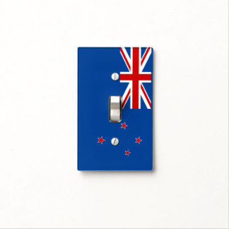 New Zealand flag Light Switch Cover