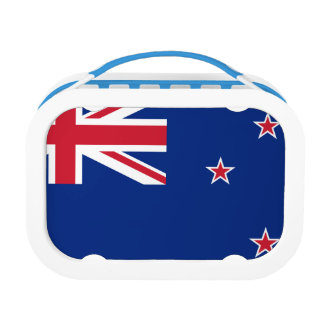 New Zealand Flag Lunch Box