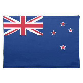 New Zealand flag Placemat