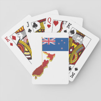 New Zealand Flag Playing Cards