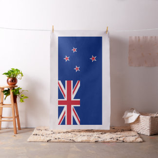 New Zealand flag quality Fabric