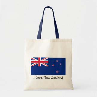 New Zealand flag Tote Bag