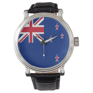 New Zealand Flag Watch
