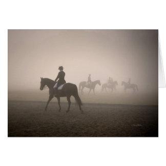 New Zealand Fog card