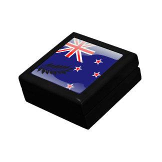 New Zealand glossy flag Gift Box