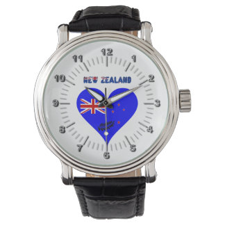 New Zealand heart flag Watch