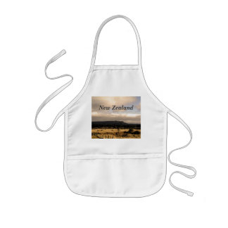 New Zealand Kids Apron