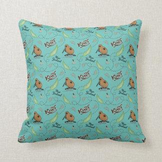 New Zealand Kiwi Pillow
