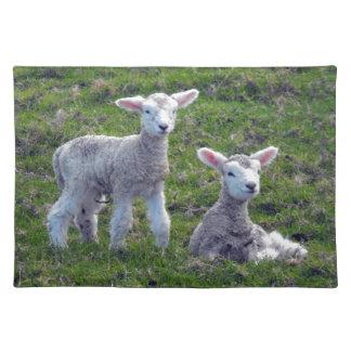 New Zealand Lambs Place Mat