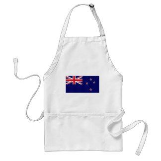 New Zealand National Flag Aprons