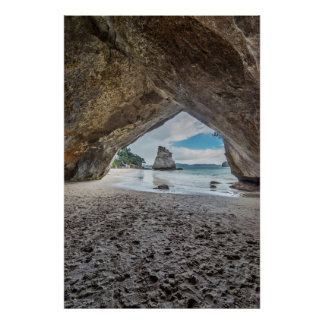 New Zealand, North Island, Coromandel Peninsula Poster