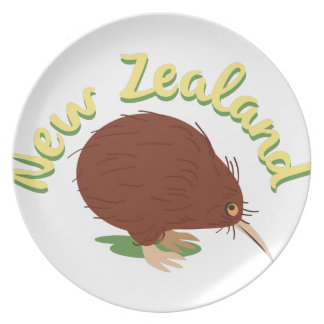 New Zealand Plate