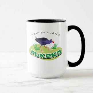 New Zealand Pukeko Mug