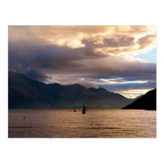 New Zealand: Queenstown 2 Postcard