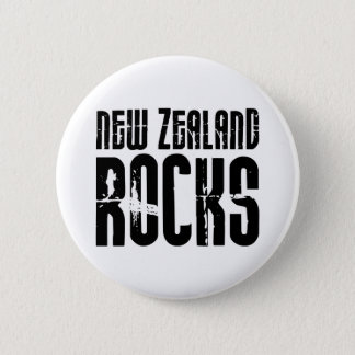 New Zealand Rocks 2 Inch Round Button